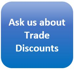Trade discount square button